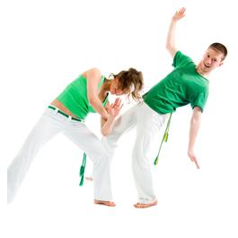 Capoeira in Erlangen - Monatskarte
