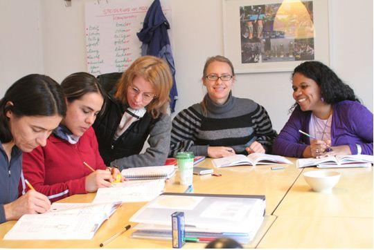 Sprachschule München - Intensiv-Deutschkurs