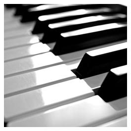 Privater Klavierunterricht im Kraichgau in Walldorf