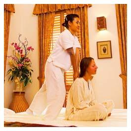 Thai-Massage in Berlin Charlottenburg