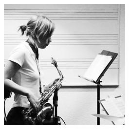 Privater Saxophon-Unterricht im Kraichgau in Walldorf