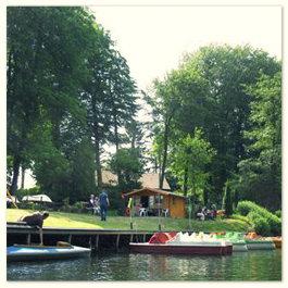 Bootsverleih für 2 Personen in Haltern am See - Bootstour bei Bochum in Haltern am See-Hullern-Heimingshof