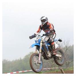 Motocross-Strecke in Seiffen - Tageskarte