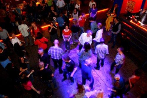 Ü40-Party in München am 17. November 2012 im Wirtshaus am Bavariapark München