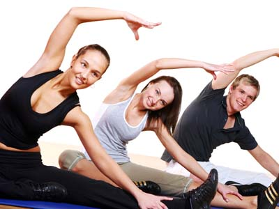 Business Yoga Gruppenkurs in Duisburg