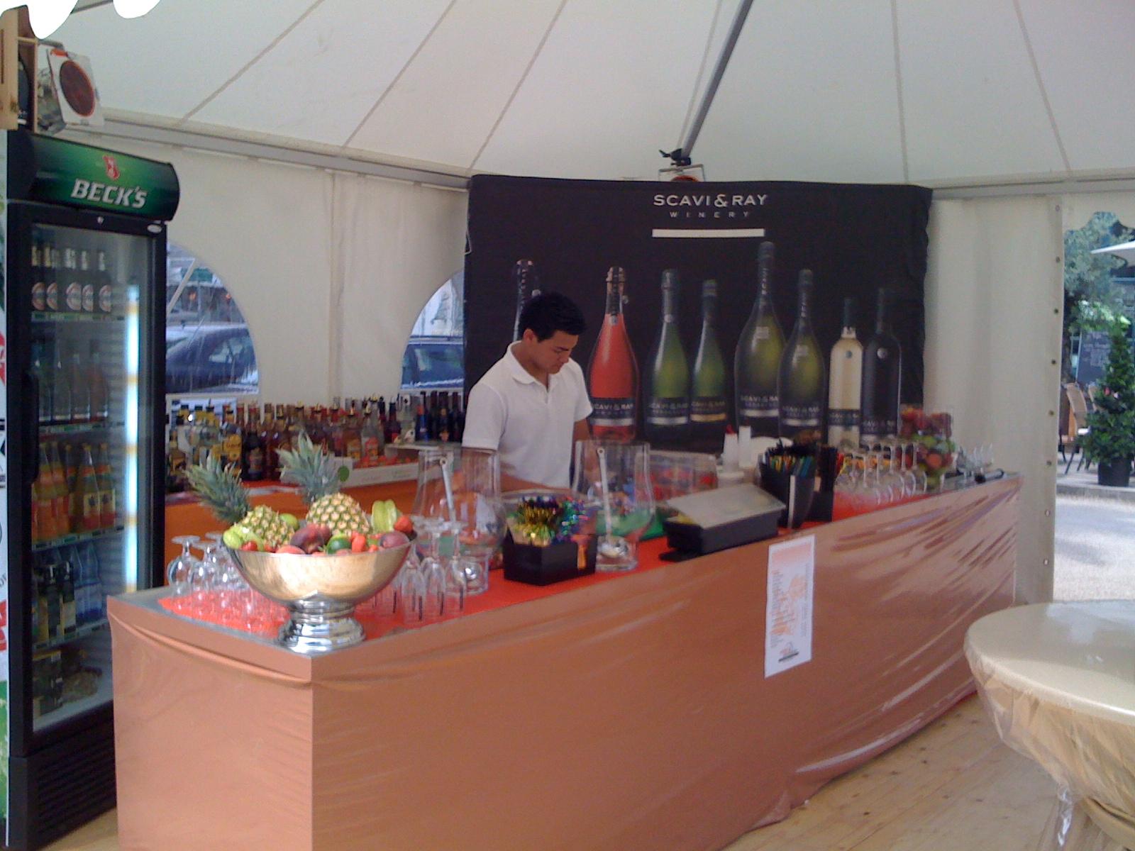 Mobile Bar Hameln - Cocktailbar on Tour