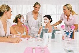 Pflege für Dich und Deine Freundinnen - Verwöhnprogramm in den eigenen 4 Wänden