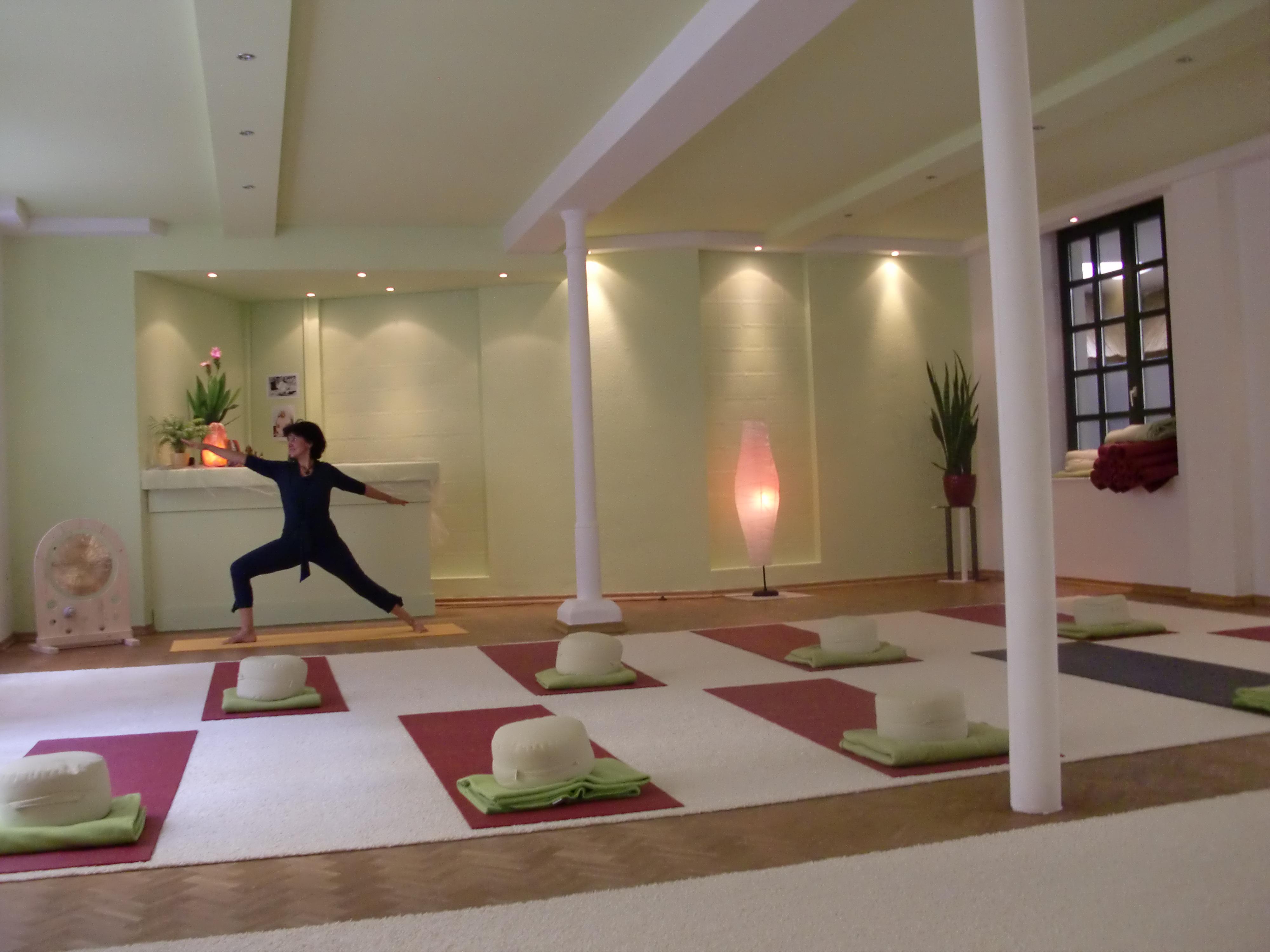 Yoga Schwerin - Monatskurs