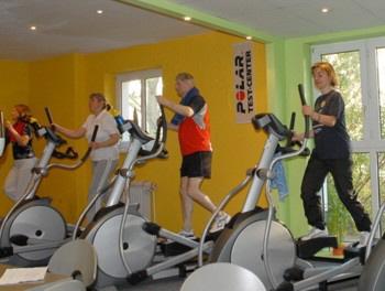 Fitness und Kraftsport in Berlin ✔