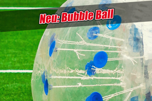 Bubble-Fussball