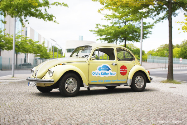 VW Käfer Entdeckertour
