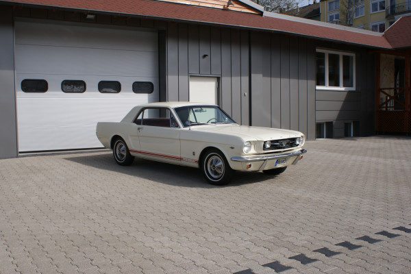 1965 Ford Mustang 24 h am Wochenende