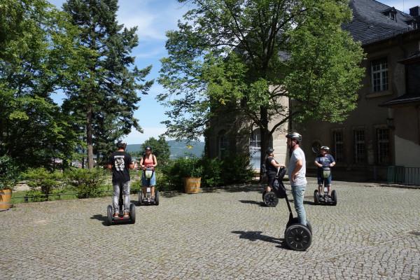 Segway-Tour Thüringer Wald - Saalfeld Tour - Saalfeld /Saale