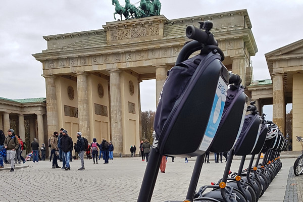 SEG2GO // Große Segway-Tour Berlin - Berlin