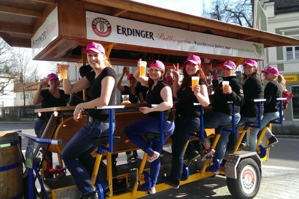 Big Prosecco-Bike in Erding für 8 bis 16 Personen - Erding