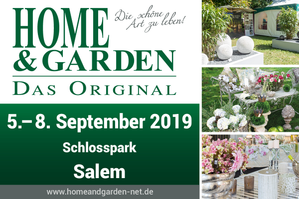 HOME und GARDEN in Salem