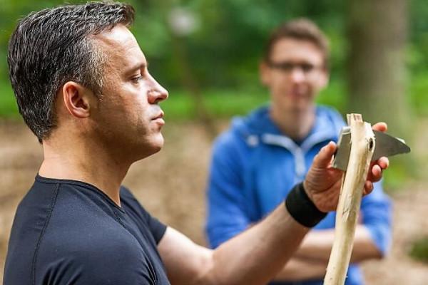 Actioncamps Canyoning Outdoor-Erlebnisse und Survivaltraining in Berlin ✔