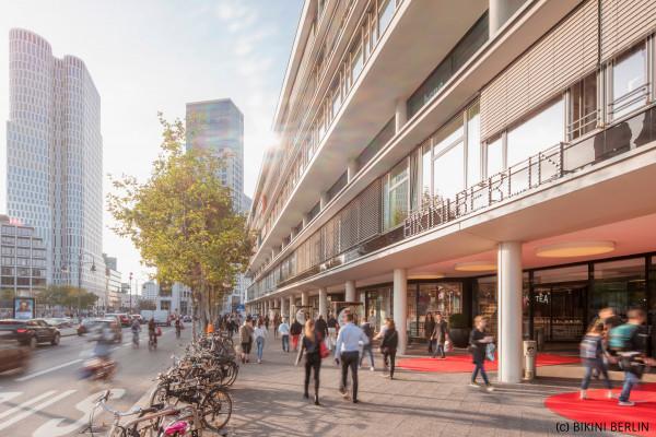BIKINI BERLIN - Die weltweit erste Concept Shopping Mall