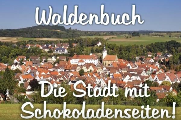 4 - 5  Std. Natur-Waldenbuchtour/Siebenmühlental