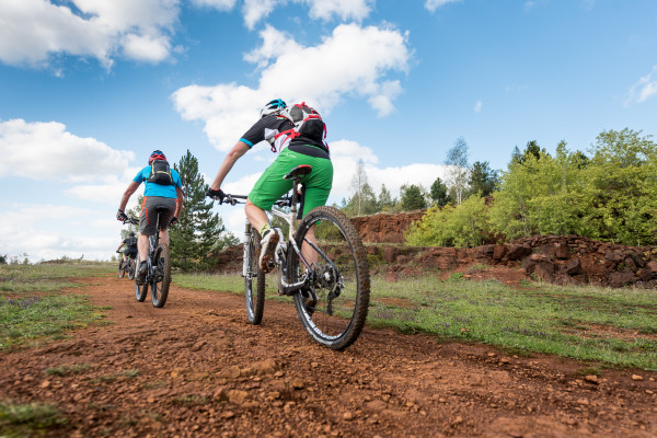 Group activity: Guided Mountainbike Tour -