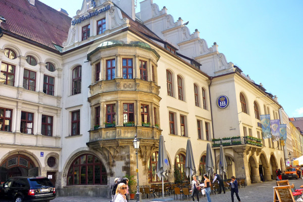 Münchens Altstadttour  - München