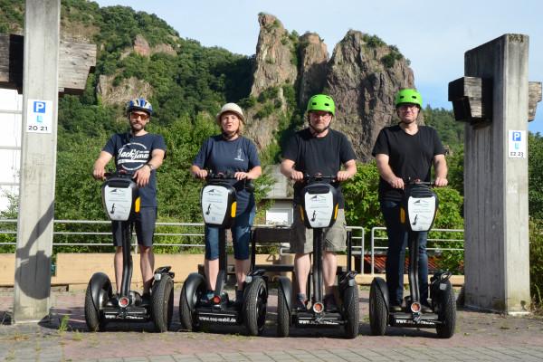Tour Salinental Bad Kreuznach mit dem Segway-PT