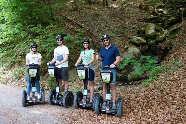 Segway-Tour Thüringer Wald - Schwarzatal-Natur pur - Schwarzburg