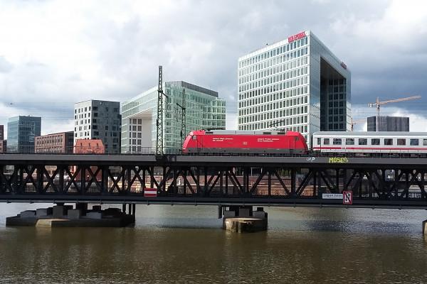 Radtour in den Hamburger Osten!