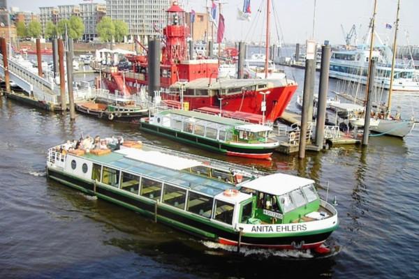 """""""Rund um die Elbphilharmonie"""" - Stadtführung mit Hafenrundfahrt"""