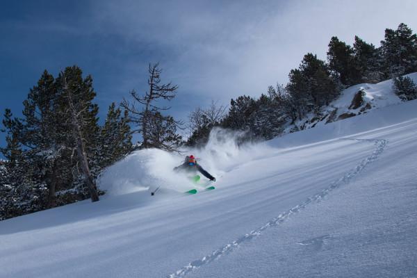 Sous certaine conditions : skieurs acceptés!