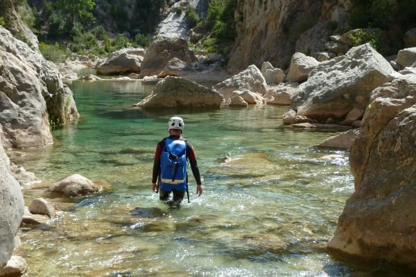 Week-end – Canyoning – Sierra de Guara – 2 jours – Pyrénées