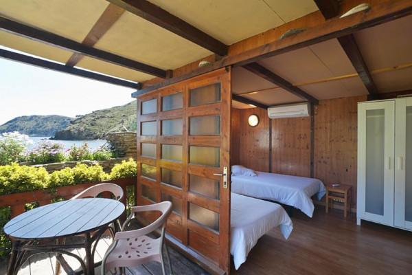 Votre chambre pendant le trip  (crédit photo Hotel Cala Joncols)