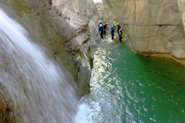 Canyon Yoga Pyreneance