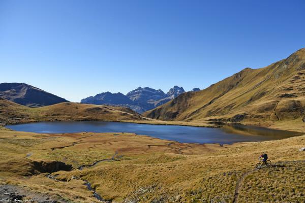 Multi activités en montagne : vtt, équitation, randonnée,..
