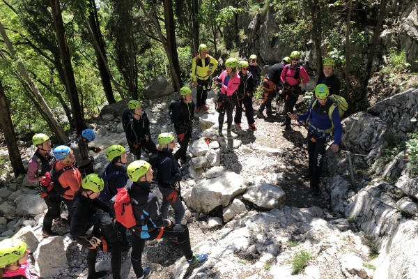 Klettersteig Colodri 2.0