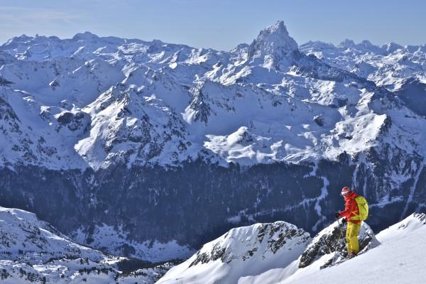 ski freeride et ambiance nordique pour vos collaborateurs