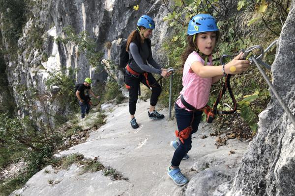 Family Klettersteig
