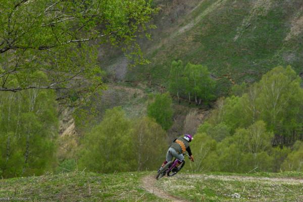De belles traces comme on les aime dans les Pyrénées