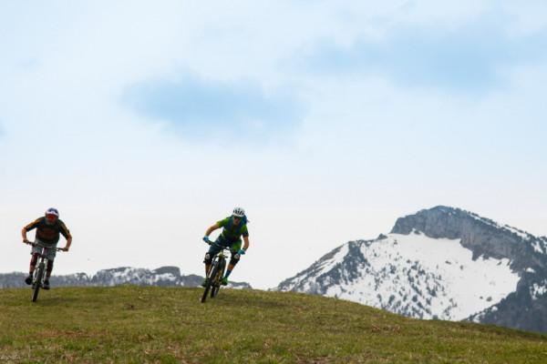Jour-J VTT enduro Val d'Azun