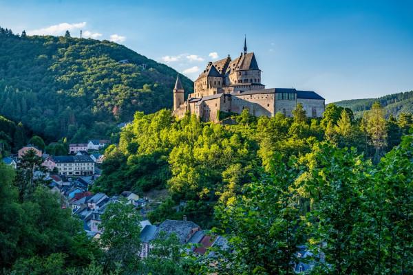 Eintrittsticket: Schloss Vianden