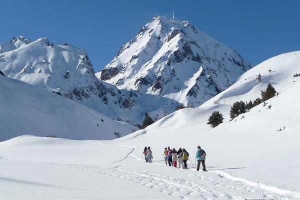 Pic du Midi de Bigorre hiver