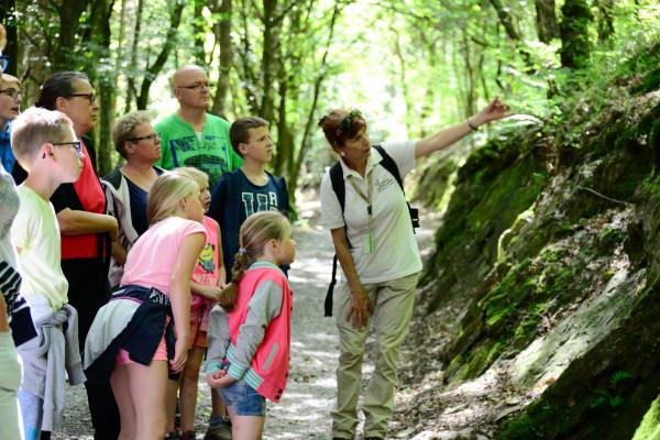 Visite des Mines de cuivre (DE, NL)