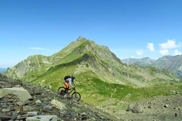 Week-end – VTT Enduro – Teña – Lurien – Bikepark – 2 jours – Pyrénées