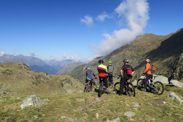 Pyrénées VTT enduro Ossau