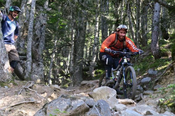 VTT expert Pyrénées Ossau Enduro