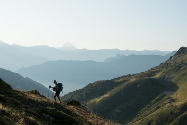 Randonnée en montagne et raft et stand up paddle et vtt deux jours de folie en montagne
