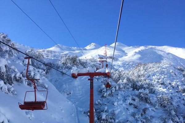 quelques remontées à Nevados de Chillan au chili (crédit Claudio Vicuna)