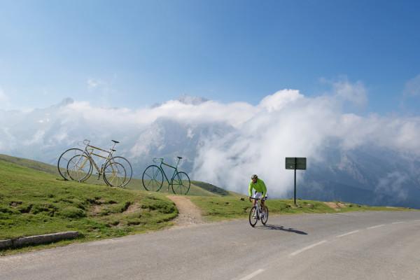 Jour-J Vélo sur les grands Cols du Tour de France
