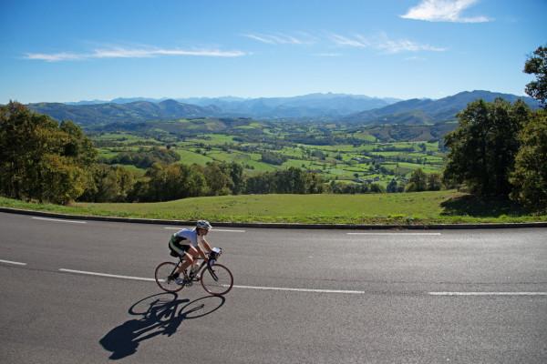 Séjour vélo cols pyrénées béarn pays basque