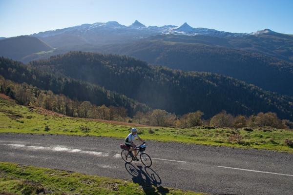 vélo de route cyclo cols avec assistance pyrénées